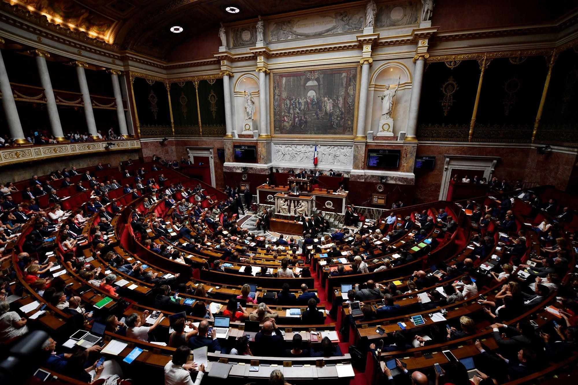 seance publique assemblee nationale
